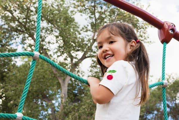 Bewegung ist für Kinder wichtig