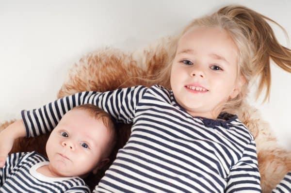 Zweites Kind - welcher Altersunterschied? (© Thinkstock)