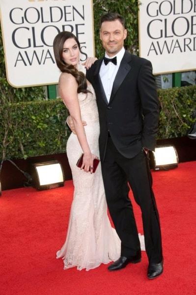 Megan Fox and Brian Austin Green (© Andrew Evans / PR Photos)