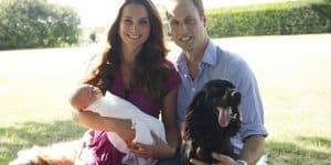 Das erste offizielle Bild der jungen königlichen Familie (c) cdn.princeofwales.gov.uk/