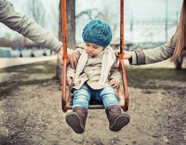 Studie Gesundheit von Scheidungskindern