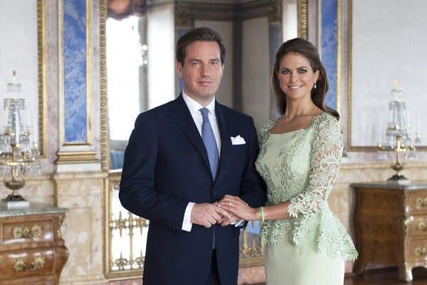Nun Eltern: Prinzessin Madeleine und ihr Mann Christopher O'Neill
