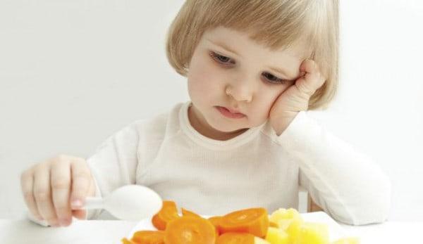 Mein Kind mag kein Gemüse essen (© Thinkstock)