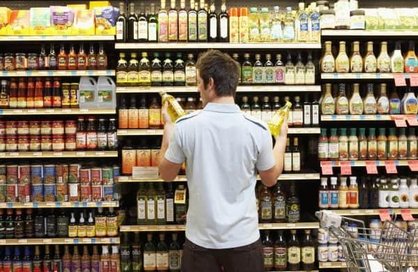 Müde Männer geben mehr Geld für Lebensmittel aus (© Thinkstock)