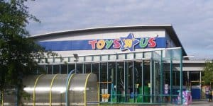 Toys R Us in Deutschland (CC BY 3.0 Photo: Andreas Praefcke / Wikimedia)