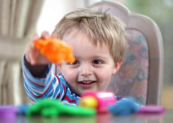 ÖKO-TEST: Kinderknete aus Deutschland ist überwiegend gut (© Thinkstock)