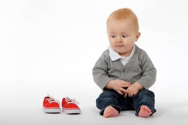 ÖKO-TEST: Babyschuhe überwiegend hoch belastet