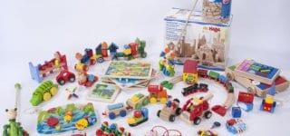 Holzspielzeug im Test (© Stiftung Warentest)
