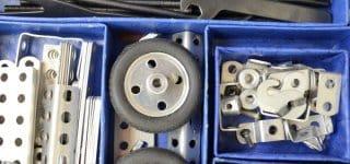 Spielzeugtest: zu viel Nickel in Metallbaukästen (Symbolfoto © Thinkstock)