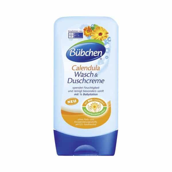 Rückruf Bübchen Calendula Dusch- und Waschcreme