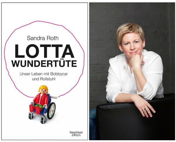 Sandra Roth - Lotta Wundertüte (© Kiepenheuer & Witsch)