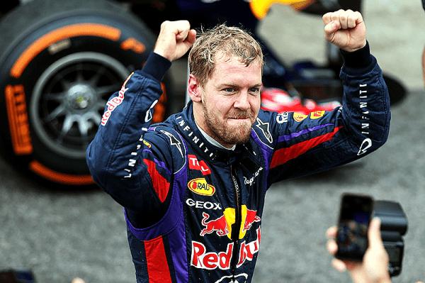 Sebastan Vettel wird in wenigen Wochen Papa (c) sebastianvettel.de