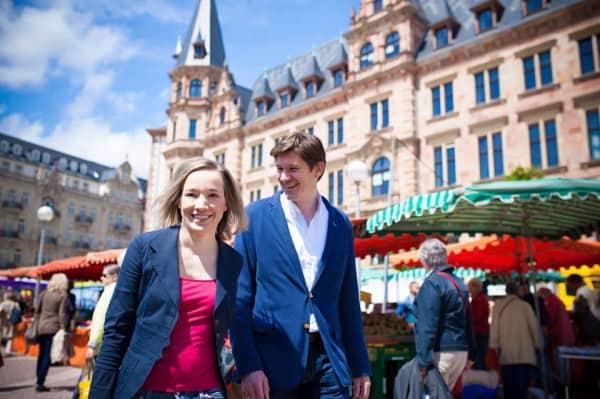 Kristina und Ole Schröder erwarten ihr zweites Kind (c) Kristina Schröder, Facebook