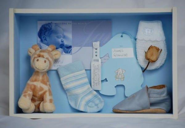 Erinnerungen Aufbewahren aufbewahrung kreative ideen zum aufheben babysachen und