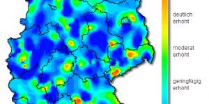 Grippewelle in Europa (© RKI)