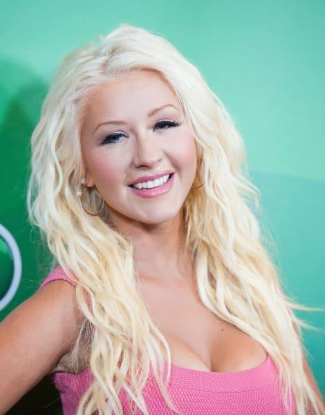 Christina Aguilera wird zum zweiten Mal Mutter (© Getty Images)