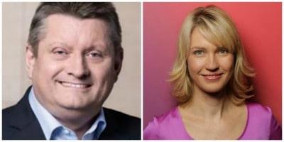 Gesundheitsminister Hermann Schwesig und Familienministerin Manuela Schwesig (c) Facebook/Gröhe/Schwesig