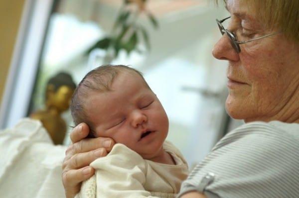 Eltern und Babys brauchen Hebammen (c) Hebammen für Deutschland e.V.