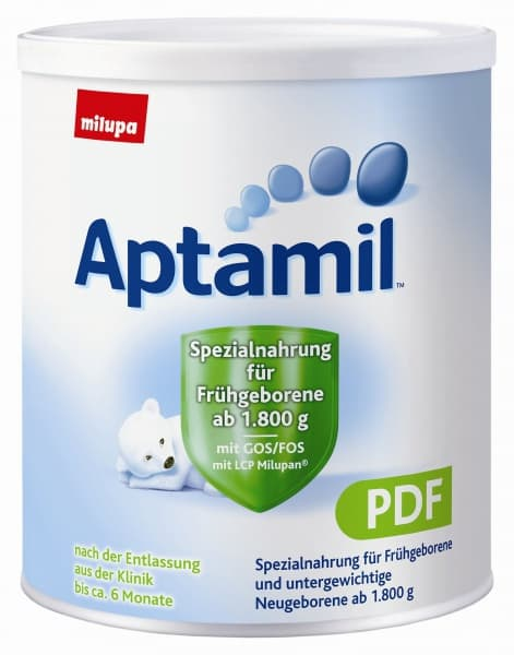 Milupa ruft Spezial-Produkt zurück