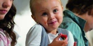 AOK-Familienstudie 2014: Stress der Eltern überträgt sich auf ihre Kinder (© AOK-Bundesverband)