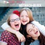 Bilder von Kindern und Jugendlichen mit Down-Syndrom