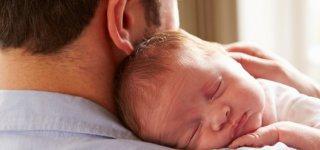 Papazeit nach der Geburt - ganz wichtig © Thinkstock
