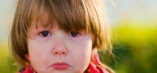 Kinderängste ernst nehmen (© Thinkstock)