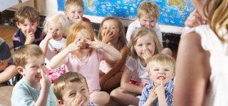 Immer mehr bilinguale Kindergärten in Deutschland (© Thinkstock)