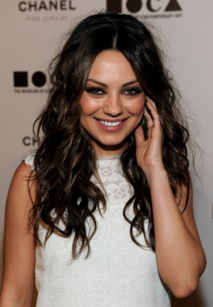 Mila Kunis ist schwanger (© Getty Images Entertainment )