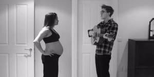 Eine Schwangerschaft im Zeitraffer