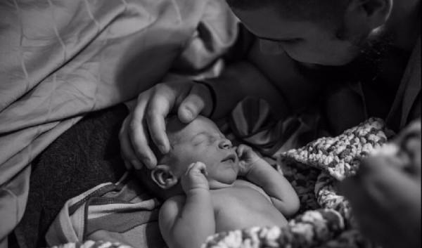 Die Geburtsgeschichte von Kenneth Remington (Screenshot: Dusti Smith / Vimeo)