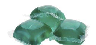 """Vergiftungsgefahr bei Kindern durch Flüssigwaschmittel - """"Liquid Caps"""" (© Thinkstock)"""