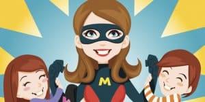 Supermom (© Thinkstock)