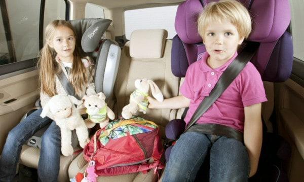 Kindersitze müssen zum Kind und zum Auto passen © ADAC
