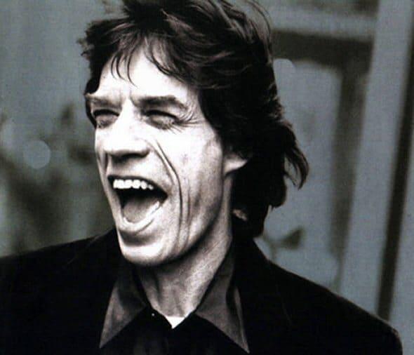 Ur-Opa rockt immer noch die Bühnen © Mick Jagger's offical twitter page @MickJagger
