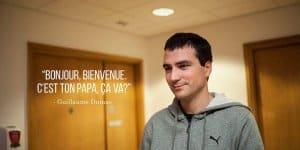"""""""Willkommen. Ich bin dein Papa, wie geht es dir?"""" ©Dave Young/thebookofeveryone.com"""