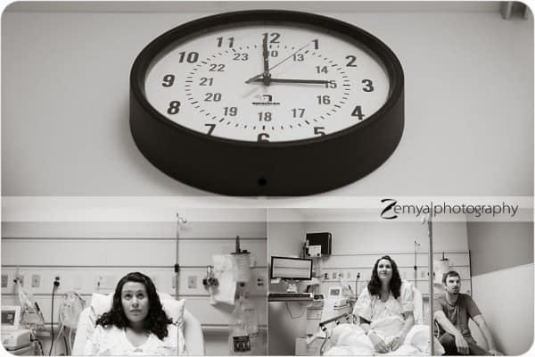 Wann geht die OP los? Lange Warteminuten © Zemya Photography