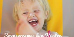 Sonnencreme für Kinder im Test 2014 (© Thinkstock)