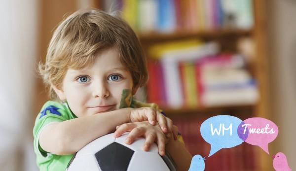 WM aus Kindermund (© Thinkstock)