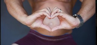 Ein Herz für den Bauch ©DruishPrincess69/Imgur