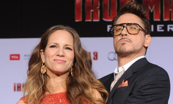 Susan Downey und Robert Downey Jr. freuen sich auf ihr Baby (© Kevin Winter / Getty Images Entertainment9