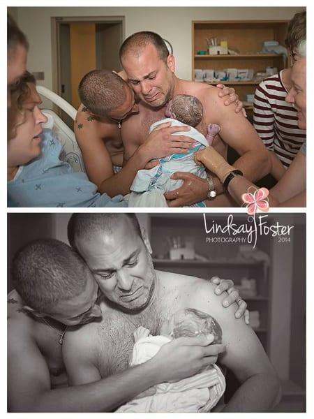 Bilder der Liebe © Lindsay Foster Photography/Facebook