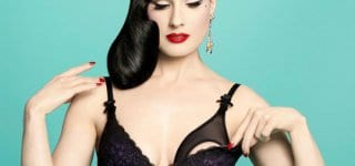 von Follies by Dita von Teese by Destination Maternity