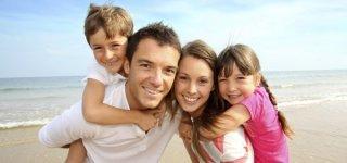 Die schönen Momente gleichen den Elternstress aus © Thinkstock