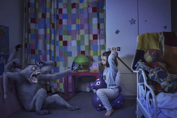 TERReiterinnen sind stärker als Monster © mit freundlicher Genehmigung Laure Fauvel