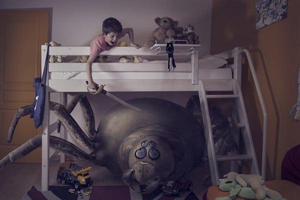 Wer hat hier Angst? © mit freundlicher Genehmigung Laure Fauvel