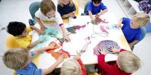 Dürfen bald nur geimpfte Kinder in den Kindergarten? (© Thinkstock)