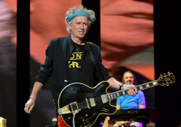 Opa ist ein Rollig Stone: Keith Richards ©Thinkstock