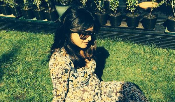 Nazan Eckes - eine der prominenten Schwangeren mit Stil