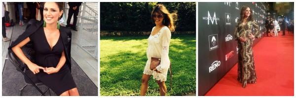 Nazan Eckes zeigt Babybauch mit Stil